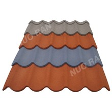 Beautiful and useful roof tiles widely used in the villa, terrace and apartment