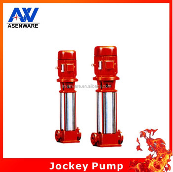 Asenware Fire Fighting Pump System Jockey Pump