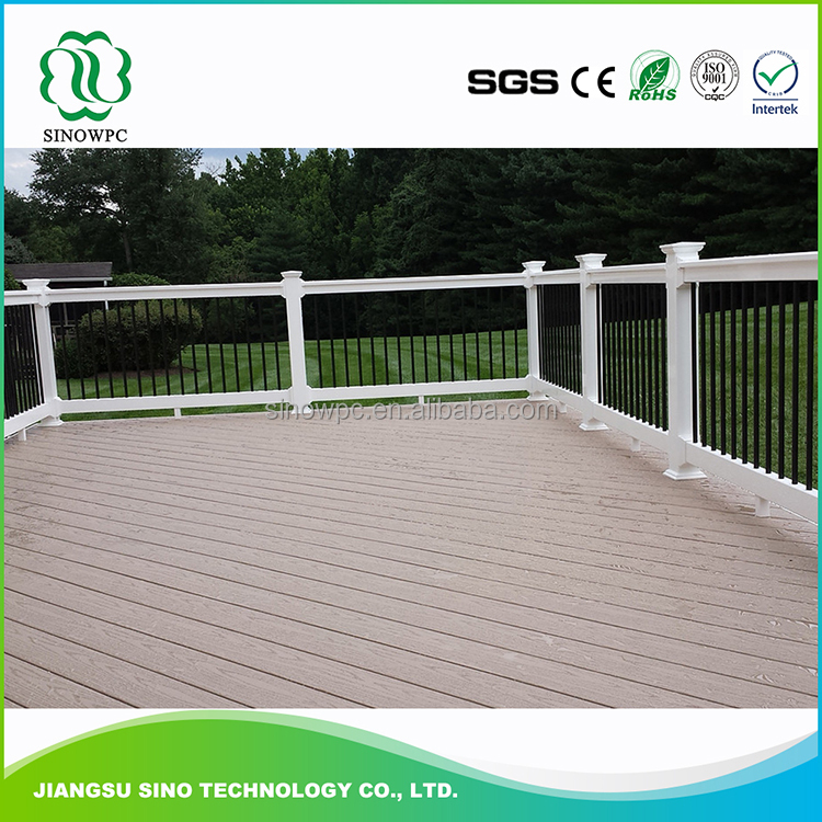 Wood Plastic Composite Deck Board China Supplier Wood Plastic Floor Boards