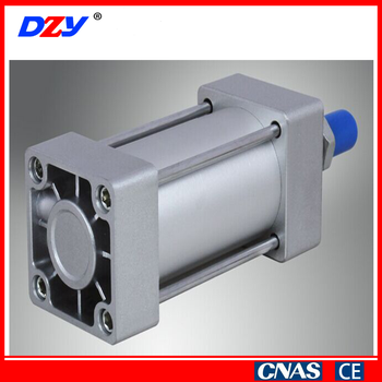 double action pneumatic cylinder bore