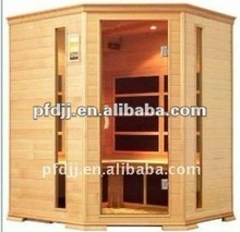 2012 new style with low price infrared sauna room