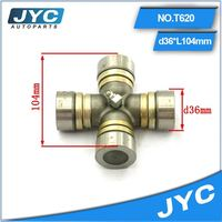 professional factory best selling universal joint from celia plastic drive shaft