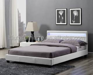 modern italian bedroom furniture set cheap black white soft synthetic