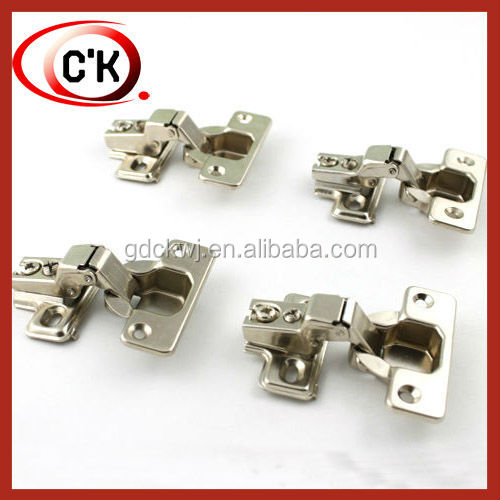 Furniture Hinges American Hinge Short Arm Cold Rolled Steel Plate Hinge