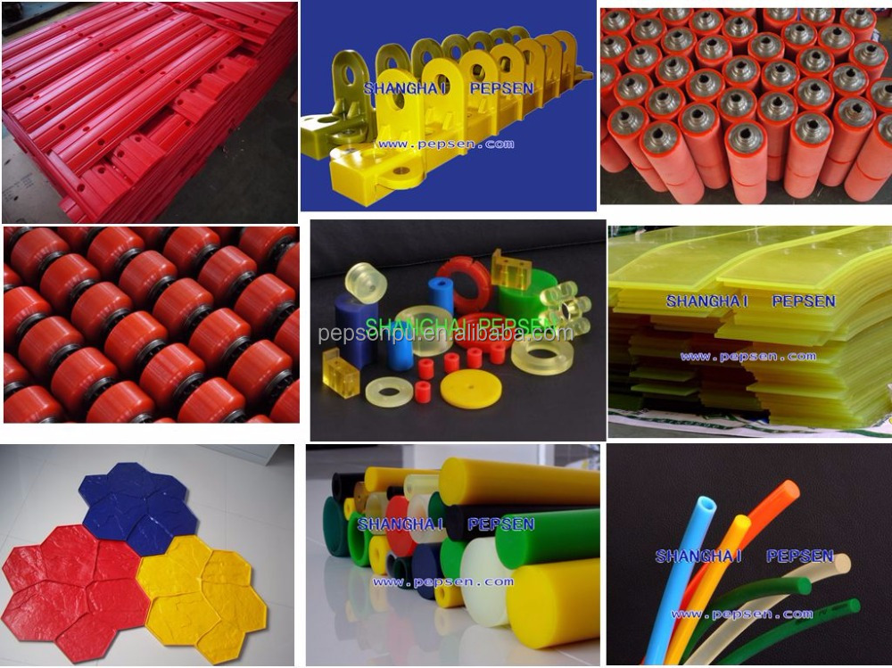 Custom Cast Urethane Products