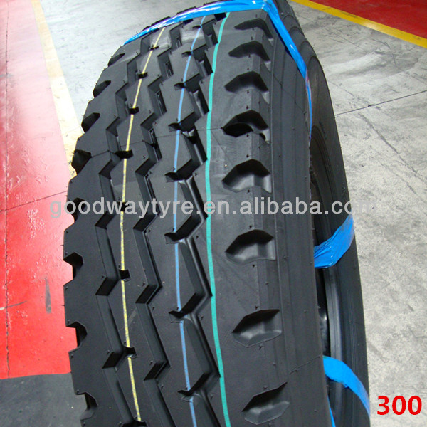 LONGMARCH brand radial truck tires