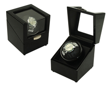 Popular Single Wooden Watch Winder Motor Box