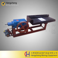 ore mineral beneficiation test machine small gold Shaker Table Laboratory