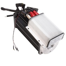 24V 1.5KW 1000RPM dc brushless motor and controller for Electric truck steering System