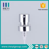 Aluminium perfume sprayer crimp pump for perfume bottles
