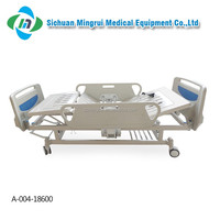 Multi-function electric adjustable medical bed