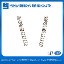 China factory power spring with carbon steel