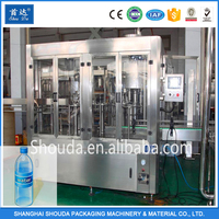 Beverage Food Pure Drinking Water Application
