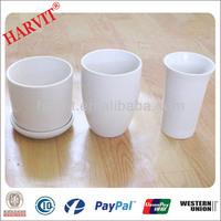 Japanese Ceramic Flower Pots/Vietnam Flower Pots/Home Decor Blue Pottery Flower Pots