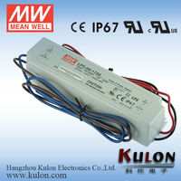 Meanwell LPC-60-1750 60W 1750mA Constant Current LED Driver/PSU/SMPS