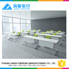 Free combined office traning table, study desk table, meeting table