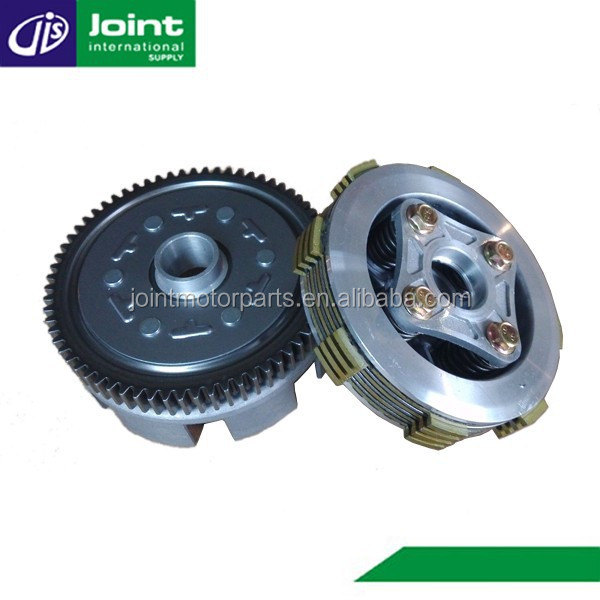 Motorcycle Starter Clutch Outer Assy Clutch Disc Kits For Honda C100 Biz