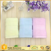 superior service micorfiber plain holiday towel set