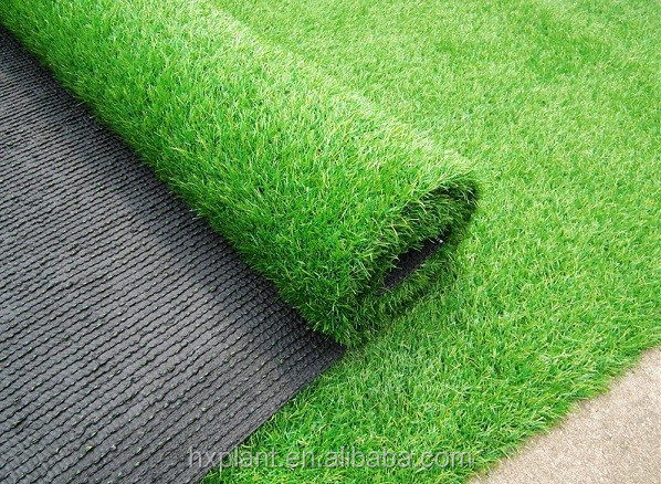 High quality artificial grass for football field, Garden field green artificial grass