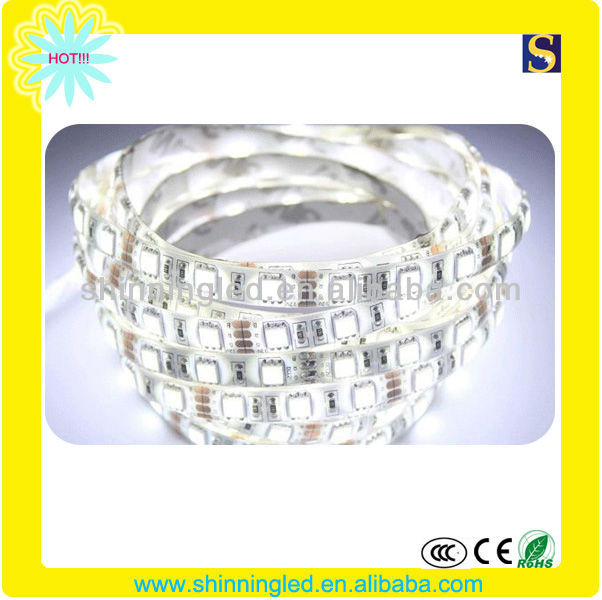 3528SMD 6-7lm highlight white led strip