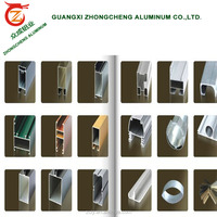 6063 Grade Aluminium Profile For Construction
