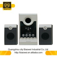 2016 computer bluetooth speaker 2.1 home theater with usb fm