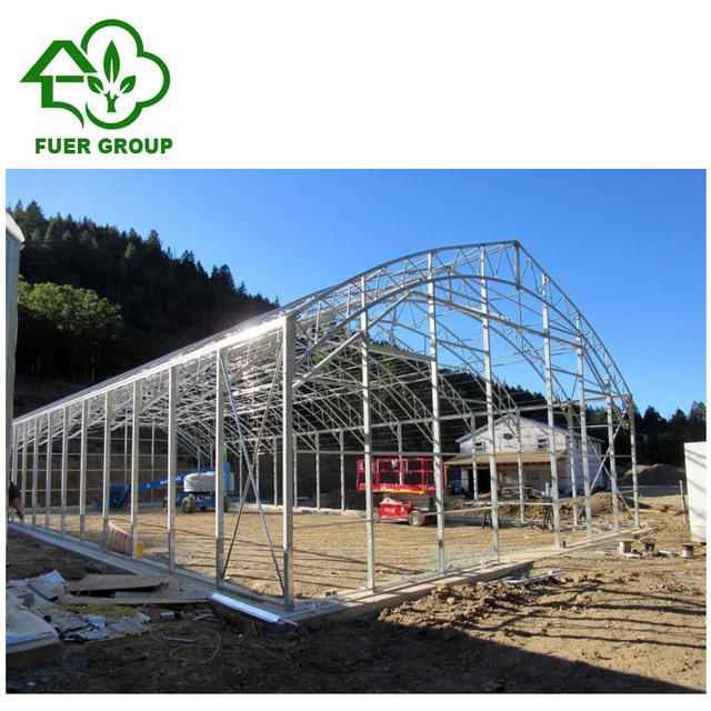 50x8m vegetable tomato single span PE plastic tunnel greenhouse sale