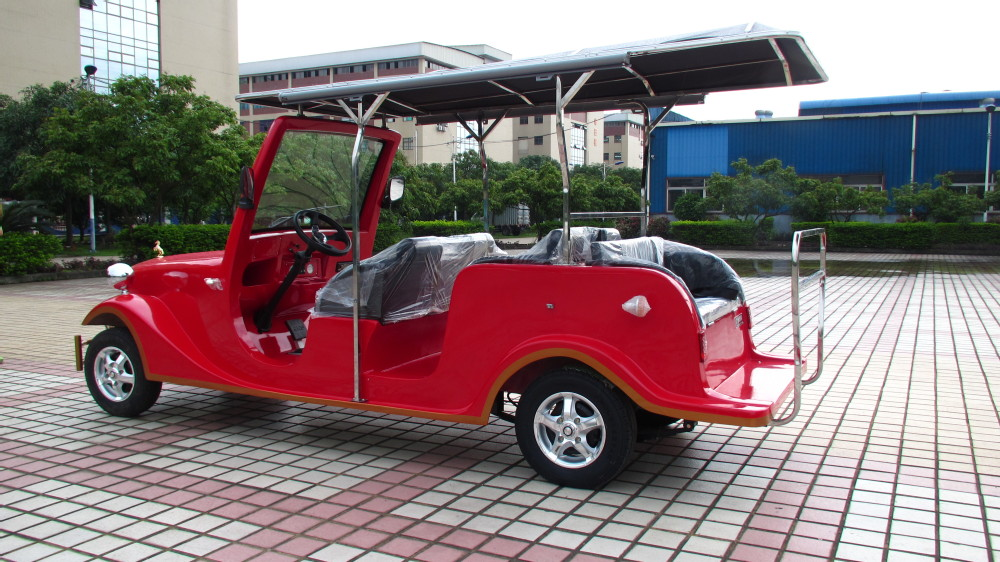 2017 new style model T car