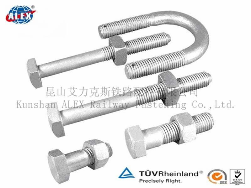 ASTM A325 Heavy Hex Head Bolts/Structural Bolt