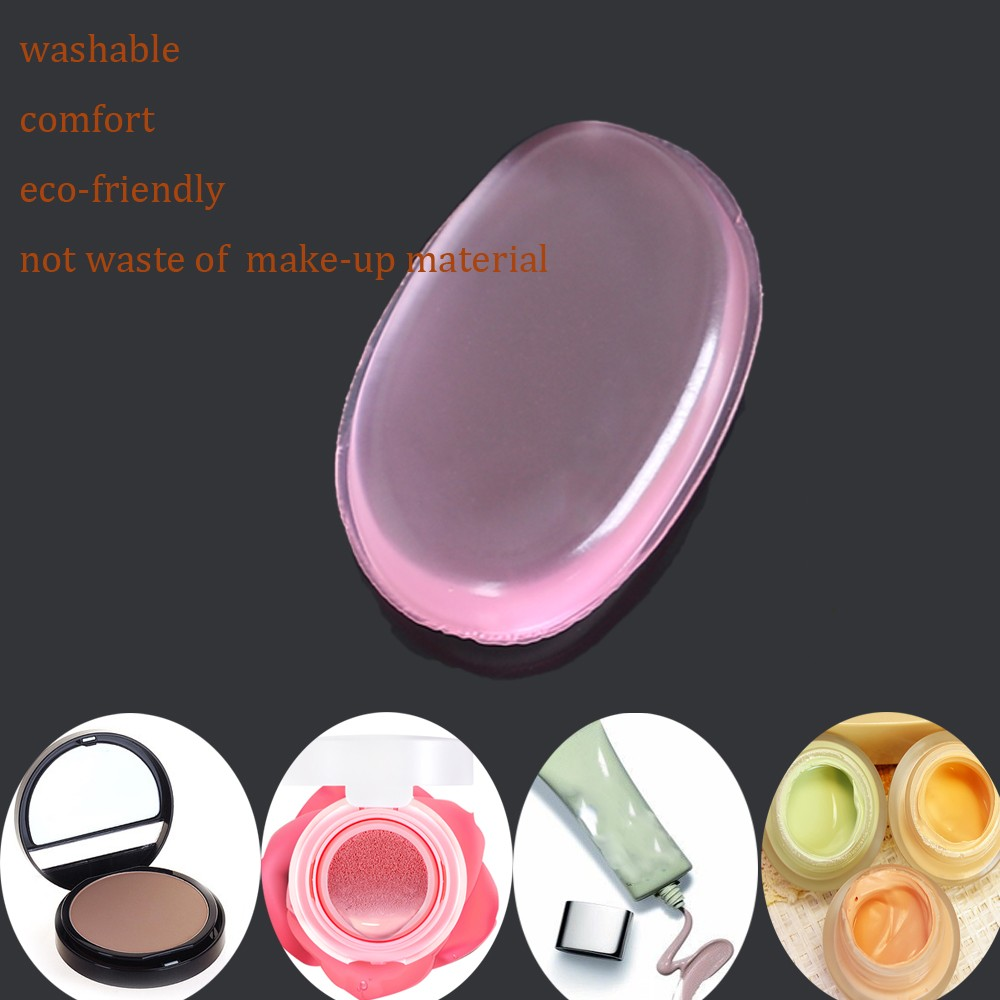 Silicone Sponge Professional Factory Cheap High Quality Wholesale Cosmetic