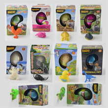 Magic Hatching Eggs Toy Cute animal Toys For Kid water growing dinosaur egg