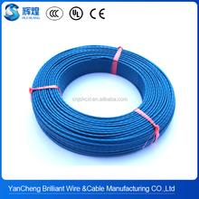 Factory Directly PTFE wire Silver plated copper with high quality