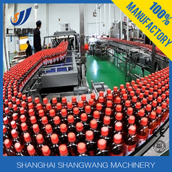Automatic protein drinks production line/Fruit juice bubble cleaning machine/New Customized Functional Beverage Production Line