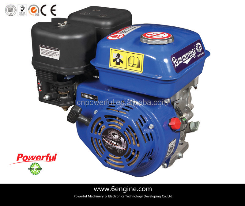 china supplier Manual/electric 5.5hp gasoline engine GX160 for sale in Poland