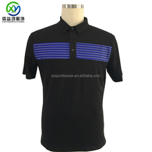 Customized design Cool Dry men's Sleeve Men golf Polo t Shirts