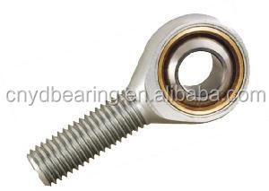 Stainless steel pillow ball joint rod end bearings with left or right thead