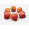 realistic artificial fruit fake strawberry for party decoration