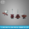 66kv cable outdoor termination ansi 52-3 disc suspension porcelain insulator