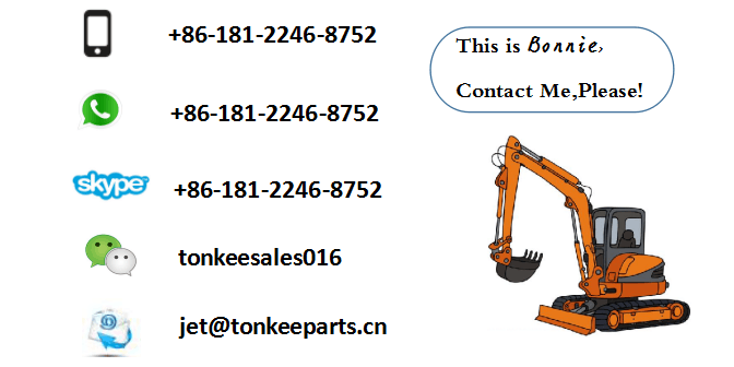 excavator CATER test tool FOR  CATERPI test tool