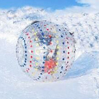 Excited Sport High Quality Zorb Ball For Bowling