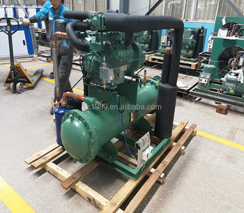 Shell And Tube Water Cooled Condenser Units