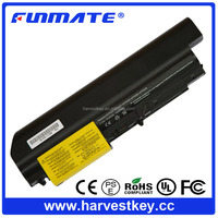 "laptop battery for IBM Lenovo ThinkPad T60 T61 T61p R61 14.1""widescreen R400 T400 battery 42T5226"