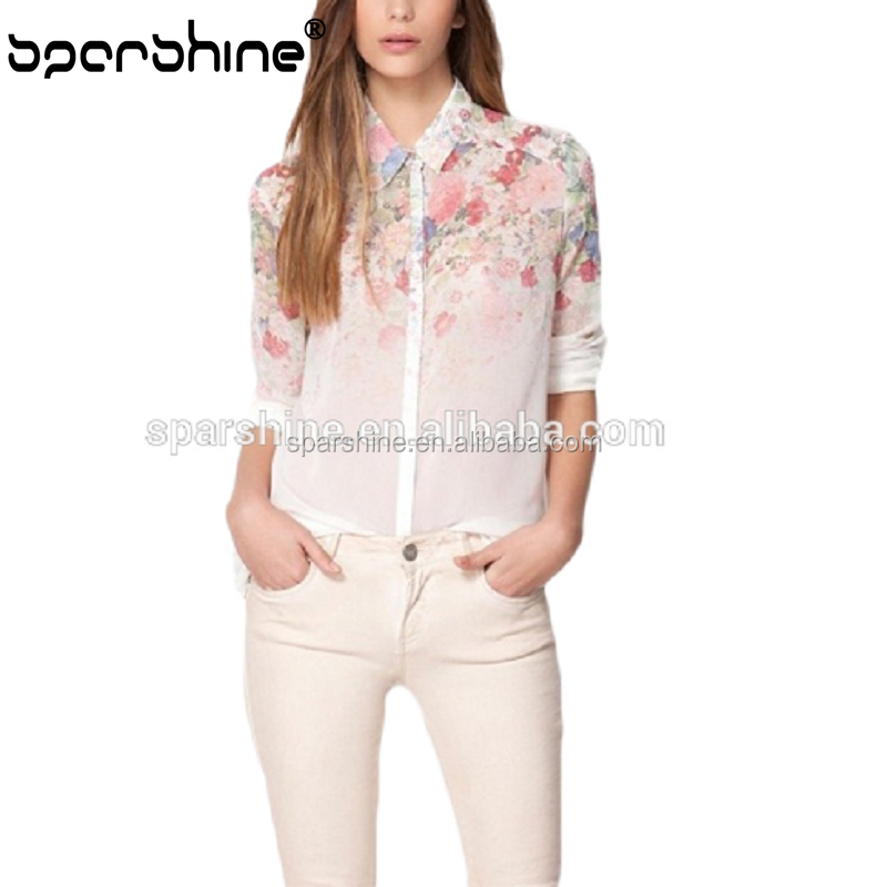 Blouse For Muslim Women Ladies Blouse 2017
