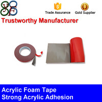3m vhb double sided acrylic foam tape (Trustworthy Manufacturer)