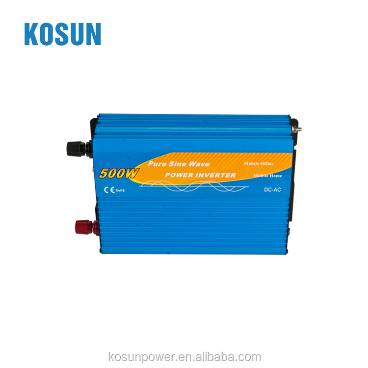 wholesale alibaba off grid solar inverter 500W pure sine wave power inverter