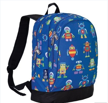 Robots Sidekick photo Backpack