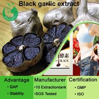 Hot Sale Garlic Polyphenol Aged Black Garlic Extract Liquid