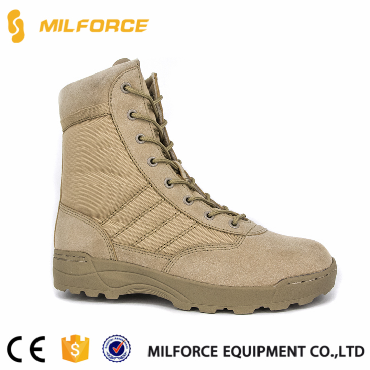 MILFORCE-saudi arabia fiji us army ranger desert military boots men for summer