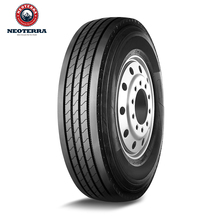 New 295/75 R22.5 truck tyre with factory price