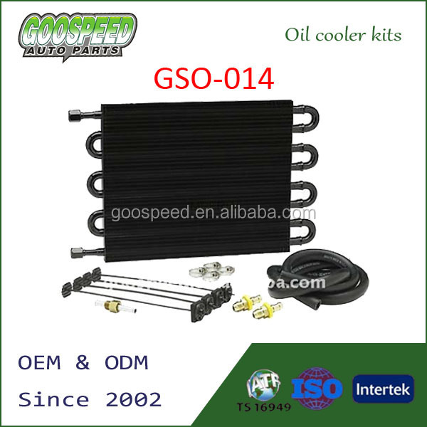 Performance Oil Cooler Kits